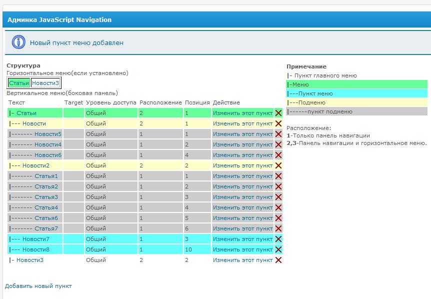 Как сделать раскрывающееся меню на сайте php fusion создание сайтов курсы начинающих бухгалтеров